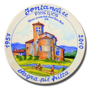 Fontanelice, Chiesa Parrocchiale 1698 - 2010