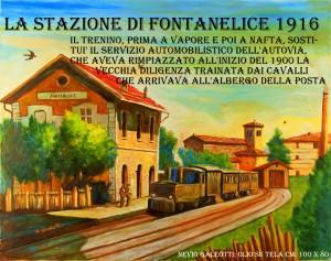 la Stazione di Fontanelice