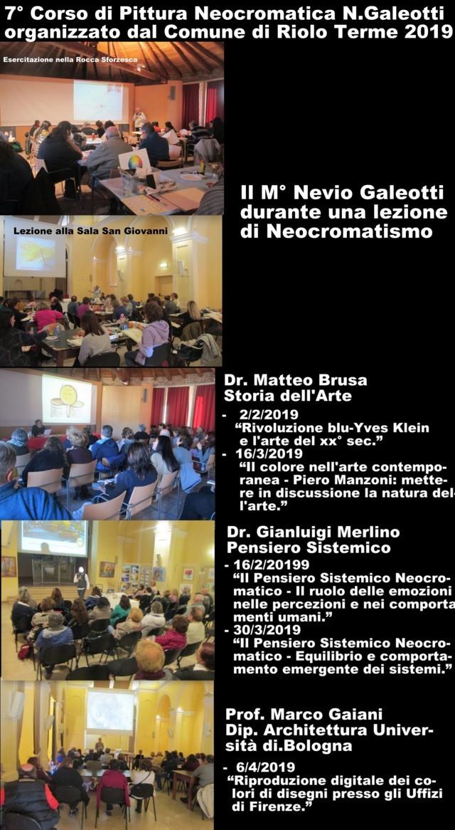 7° Corso Neocromatico N.Galeotti 2019